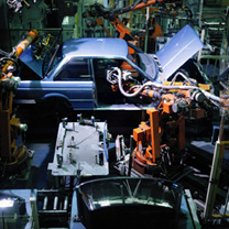 Plastics for the Automotive Industry